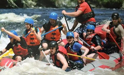 image for <strong>Rafting</strong> (Up to 70% Off)