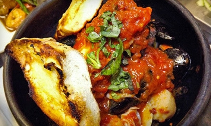 Great Escape Restaurant - Downtown Salem: $20 for $40 Worth of New American Cuisine at Great Escape Restaurant