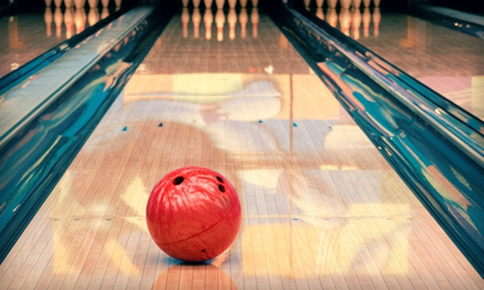 Fox Bowl - Chicago: $13 for a One-Hour Bowling Outing for Four with Shoe Rental at Fox Bowl in Wheaton ($39 Value)