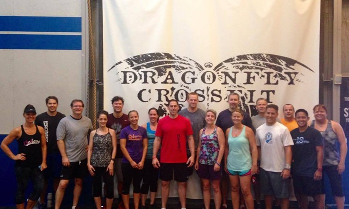 Dragonfly Health & Fitness - Holly Springs: Up to 58% Off Crossfit and group fitness at Dragonfly Health & Fitness