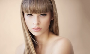Papaya Hair Design: Wash, Cut and Finish with Optional Highlights or Colour at Papaya Hair Design (Up to 63% Off)