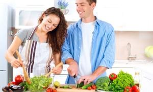 5 טעמים בישול בריא עם ענת: סדנת בישול טבעוני ובריא כדרך חיים עם ענת גרינברג רק ב-129 ₪! סדנא מקיפה וחשובה שיכולה להשפיע ישירות על אורח ואורך החיים