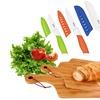 8-Piece Cutting-Board and Ceramic-Knife Set