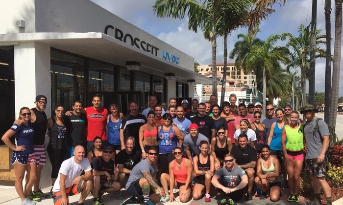 Crossfit Hype - Boca Raton: Four Weeks of Unlimited Boot-Camp Classes at Crossfit HYPE (49% Off)
