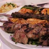 Orientalisches Grillteller Menü