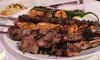 Restaurant Tagine - Berlin: Orientalisches 3-Gänge-Menü mit Grillplatte für 2 oder 4 Personen im Restaurant Tagine (bis zu 54% sparen*)
