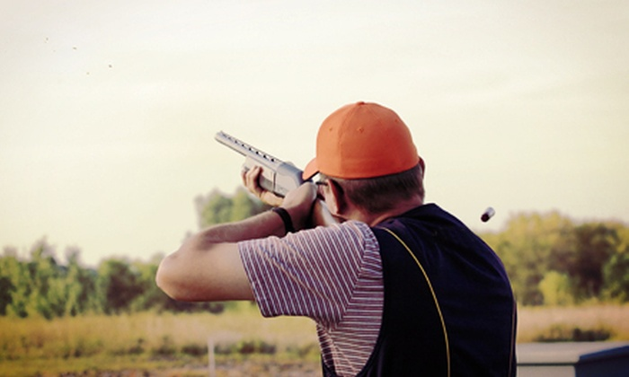 Camanche Hills Hunting Preserve - Ione: Introduction-to-Sporting-Clays Class with Gun and Ammo for One or Two at Camanche Hills Hunting Preserve (Up to 56% Off)