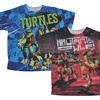 Teenage Mutant Ninja Turtles Boys' Sublimation T-Shirts (2-Pack)