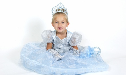 $120 for Princess Party Package for Six Kids at Avenue Academy of Beauty and Culture ($240 Value)