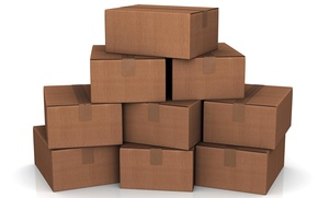 American Moving And Storage: Two Hours of Moving Services with Two Movers and Supplies from American Moving And Storage (20% Off)