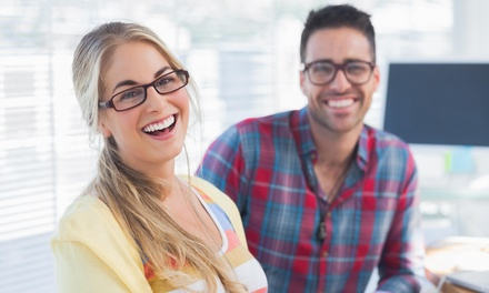 $25 for $585 Worth of Eye Exam at New Visions Optical