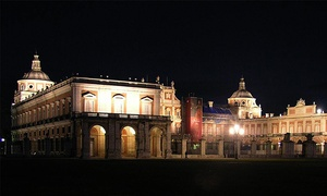 Motín de Aranjuez: Ruta nocturna con guía por Aranjuez y paseo en barco para 2  por 24,95 € con Motín de Aranjuez