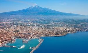 Georienteering: Escursione diurna sull'Etna e degustazione di prodotti tipici siciliani e vino con Georienteering (sconto fino a 86%)