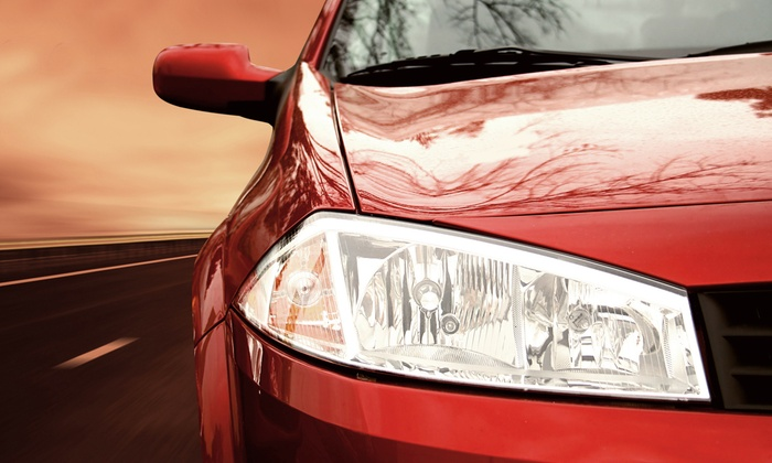 Superior Collision and Paintless Dent Repair - North Miami: Headlight Restoration or $59 for $130 Worth of Services at Superior Collision and Paintless Dent Repair (Up to 69% Off)