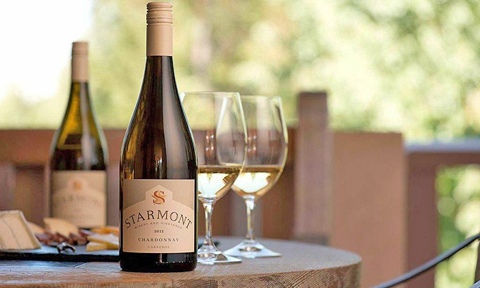 Starmont Winery - Stanly Ranch: $39 for a Wine-Tasting for Two with a Take-Home Bottle at Starmont Winery ($72 Value)
