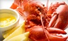 **DUP** Do not call: Star Steak and Lobster House - New Orleans: Steak and Seafood Cuisine at Star Steak and Lobster House (Up to 51% Off). Two Options Available.