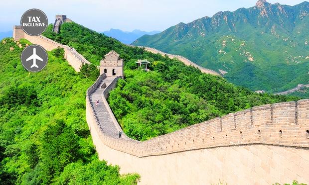 Beijing&Tianjin: Guided Tour+Flights 0