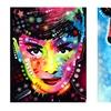 Dean Russo Celebrity Pop-Art Prints