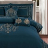 Home & Main Imperial 5-Piece Embroidered Comforter Set