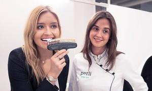 Perli Smile Spa: Bezbolesne wybielanie zębów lampą LED od 129zł w Perli Smile Spa - 2 salony