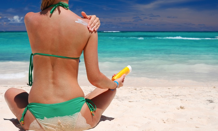 Sunny Daze Tanning and Salon - Lodi: UV- or Spray-Tanning Services at Sunny Daze Tanning and Salon (Up to 57% Off). Three Options Available.