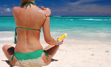 UV- or Spray-Tanning Services at Sunny Daze Tanning and Salon (Up to 57% Off). Three Options Available.