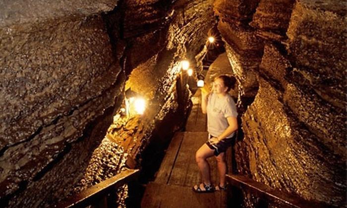 Bonnechere Caves - Eganville: $16 for a Cave Tour for Two at Bonnechere Caves in Eganville (Up to $32 Value)
