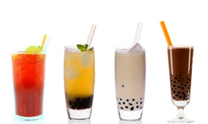 Three or Five Groupons, Each Good for One Beverage at Heavenly Beverages (Up to 41% Off)