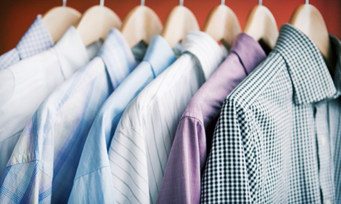 Martinizing Valley Dry Cleaning - Multiple Locations: $15 for $30 Worth of In-Store Dry Cleaning at Martinizing Valley Dry Cleaning