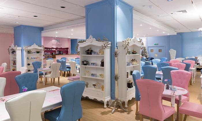 The Tea Terrace Restaurant Tea Room Oxford Street