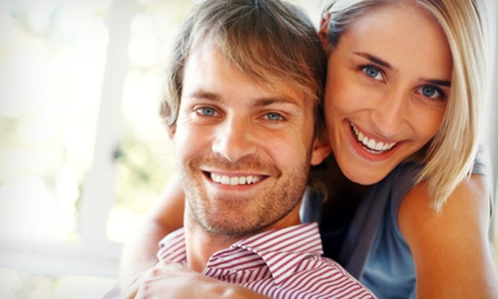 Harrison Dental - Boise: Dental-Health or Zoom Whitening Packages at Harrison Dental (Up to 87% Off)