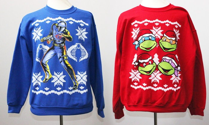 Retro Ugly Christmas Sweaters | Groupon Goods