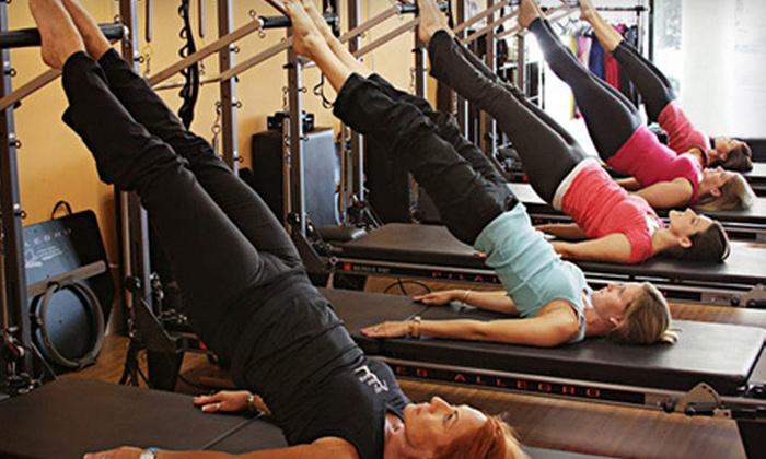 Pilates of Palm Beach - Boynton Beach: $60 Toward Pilates, Yoga, and Zumba Classes