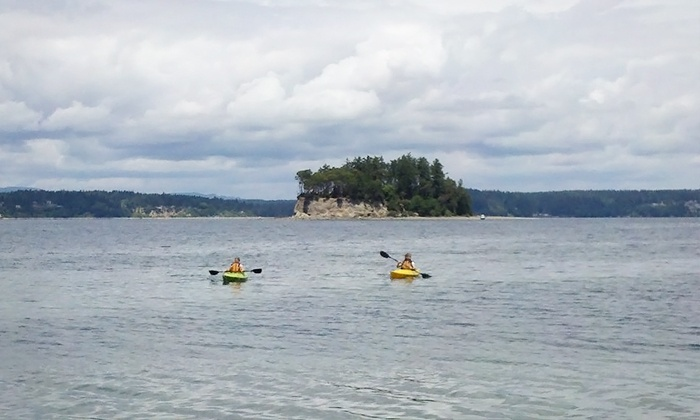 Gig Harbor Rent-a-Boat - Gig Harbor: Two-Hour Guided Tour or One-Hour Kayak Rental for One or Two at Gig Harbor Rent-a-Boat (Up to 45% Off)