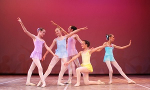 Napa Valley Ballet: Two Dance Classes from Napa Valley Ballet (64% Off)