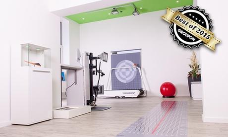 Sensomotorische Analyse bis zum Knie oder bis zur Hüfte im Sanitätshaus Förster Orthopäde. OHG (bis zu 59% sparen*)