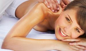 Manu Estetica: 3 massaggi a scelta fino a 60 minuti da 34,90 €
