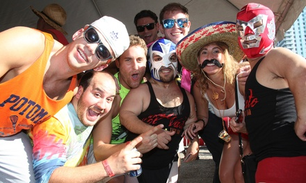 General or VIP Admission for One or Two to Brickell Fest Cinco De Mayo on Tuesday, May 5 (Up to 57%Off)
