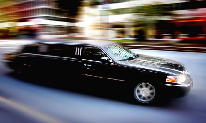 Big Easy Limos Inc - Kenner: $149 for a Four-Hour Stretch Limo Charter for Up to Eight from Big Easy Limos Inc ($460 Value)