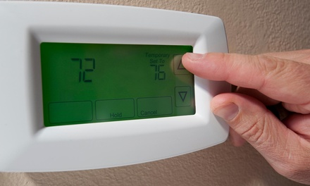 HVAC Cleaning and Inspection from SHULL Heating & Cooling (45% Off)