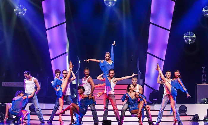 Dancing Pros Live - Tilles Center for the Performing Arts: Dancing Pros Live at Tilles Center for the Performing Arts at LIU Post on November 23 at 7 p.m. (Up to $ Off)