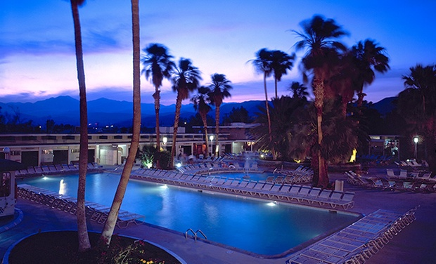 Desert Hot Springs Spa Hotel Ca Stay At