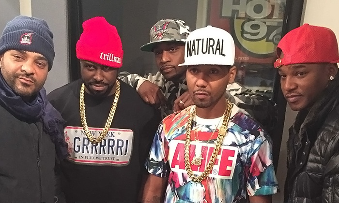 Hip-Hop Reunion with Dipset & State Property - UIC Forum: Hip-Hop Reunion with Dipset and State Property on Friday, September 18 at 8 p.m.