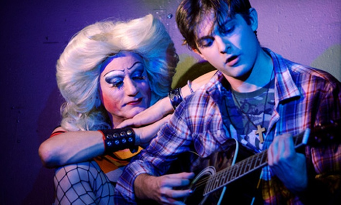 """Hedwig and the Angry Inch"" - SoMa: $23 to See ""Hedwig and the Angry Inch"" at The Boxcar Theatre through June 15 (Up to $45 Value)"