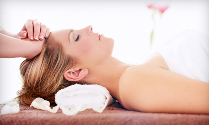SowGood Pamper Lounge - Oak Park: Choice of Swedish or Therapeutic Massage with Optional Royal Almond Back Treatment at SowGood Pamper Lounge in Oak Park (Up to 59% Off)