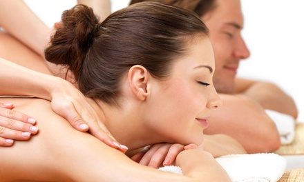 Mani-Pedi and Massage Packages for One or Two at COCO Spa (Up to 51% Off). Three Options Available.