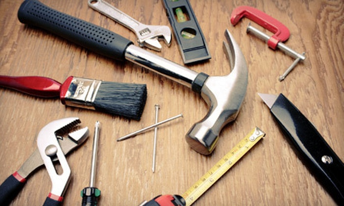 Handyman Service Group - Dallas: Two or Four Hours of Services from Handyman Service Group (Up to 53% Off)