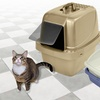 Van Ness Sifting Cat-Litter Pan with Frame or Enclosure