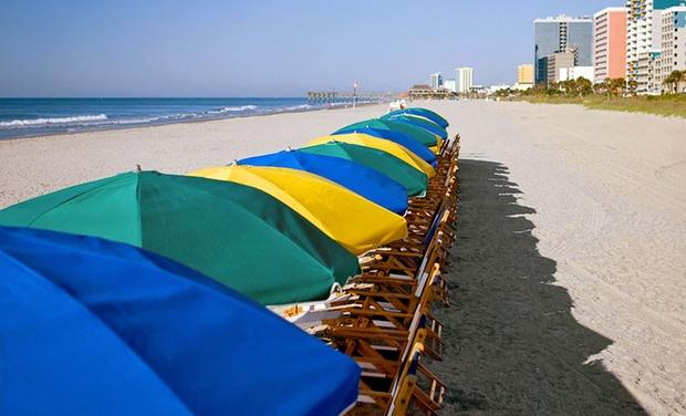 Mar Vista Grande - North Myrtle Beach, SC: Stay at Mar Vista Grande in North Myrtle Beach, SC. Dates into March.
