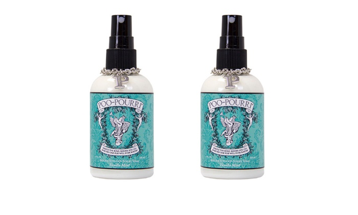 Poo-Pourri Toilet Spray | Groupon Goods